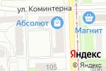 Схема проезда до компании THE BEST PRICE в Перми