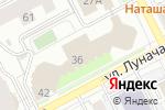 Схема проезда до компании Пермская краевая спортивная школа альпинизма и скалолазания в Перми