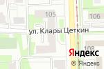 Схема проезда до компании Vladinail в Перми