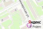 Схема проезда до компании БАГРАТИОН-1 в Перми