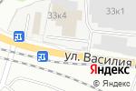 Схема проезда до компании Цветпром-ПМ в Перми