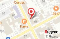 Схема проезда до компании Пром-Экспо в Перми