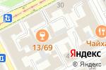 Схема проезда до компании Экспресс Кухня в Перми