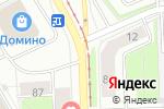 Схема проезда до компании КОРТРОС-Пермь в Перми