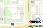 Схема проезда до компании Областной центр изучения ушу в Перми