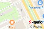Схема проезда до компании Streetсafe в Перми