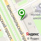 Местоположение компании Антураж