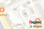 Схема проезда до компании Глобус Вет в Перми