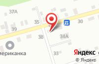 Схема проезда до компании Прогресс в Перми