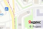 Схема проезда до компании Лариса в Перми