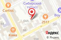 Схема проезда до компании Издательство Пм в Перми