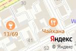 Схема проезда до компании Пермский обозреватель в Перми