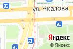 Схема проезда до компании Express шаурма в Перми