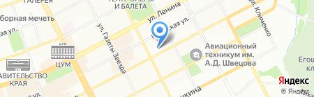 Духовное управление мусульман Пермского края на карте Перми