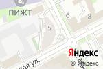 Схема проезда до компании ЦентрЭКО в Перми