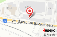 Схема проезда до компании Прода-М в Перми