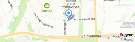 ПермСпецМеталл на карте Перми
