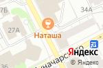 Схема проезда до компании Хлебушко в Перми