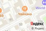 Схема проезда до компании АТОМ в Перми