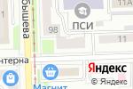 Схема проезда до компании ВетМастер в Перми