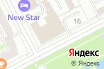 Схема проезда до компании VEKA в Перми