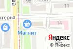 Схема проезда до компании Центр Поддержки Акционеров в Перми