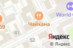 Схема проезда до компании Кадастровый инженер Мальцева В.М в Перми