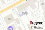 Схема проезда до компании Западно-Уральский институт экономики и права в Перми