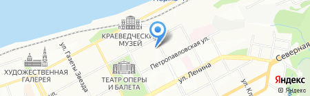 ГРАНДВИДЕО на карте Перми