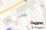 Схема проезда до компании ЗУИЭП в Перми