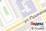 Схема проезда до компании Гимназия №11 им. С.П. Дягилева в Перми