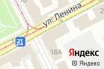 Схема проезда до компании Адвокат Бедерсон О.С в Перми