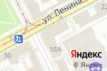 Схема проезда до компании Мяу Отель в Перми