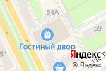 Схема проезда до компании Призёр в Перми