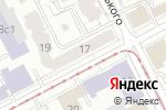 Схема проезда до компании Кулинария на Петропавловской в Перми