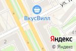 Схема проезда до компании Room#1 в Перми