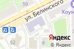 Схема проезда до компании Копировальный центр в Перми