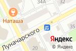 Схема проезда до компании Цветочный магазин в Перми
