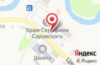 Схема проезда до компании Почтовое отделение с. Русский Юрмаш в Шмидтово