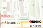 Схема проезда до компании Nail studio в Перми