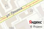 Схема проезда до компании Арагви в Перми
