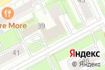 Схема проезда до компании АВТОМОБИЛИСТ в Перми