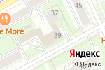 Схема проезда до компании Подряд в Перми