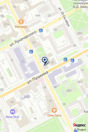 ТФ ГЕРМАНОВ В.Н. на карте Перми