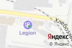 Схема проезда до компании Склад-магазин детских автокресел в Перми