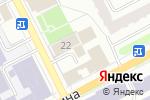 Схема проезда до компании Партия Сервис в Перми
