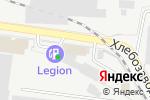 Схема проезда до компании RealHouse в Перми