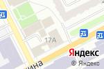 Схема проезда до компании Центр городской культуры в Перми