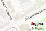 Схема проезда до компании Нефтегаз-Энергострой в Перми