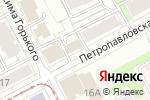 Схема проезда до компании Уральский ковчег в Перми